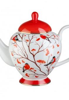 Заварочный чайник коллекция Снегири 2015
