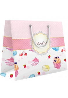 BEAUTY CAFE Gift bag size L