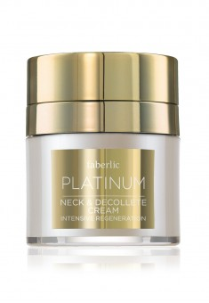 Platinum Neck  Decolette Cream