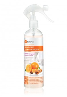 ORANGE WITH CINNAMON AQUEOUS SPRAY AIR FRESHENER FABERLIC HOME COLLECTION