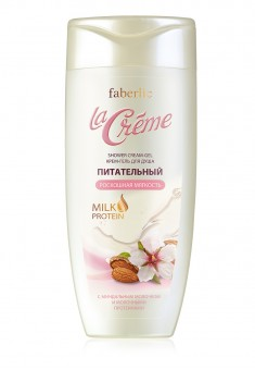 Luxurious Softness Nourishing Shower CreamGel