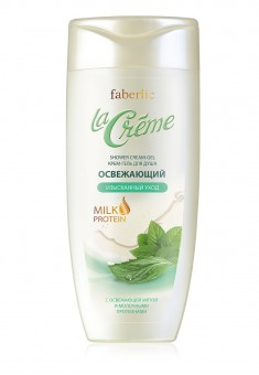Exquisite Care Refreshing Shower CreamGel