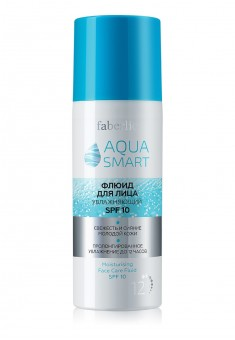 Aqua Smart Ultra Moisturizing Face Care Fluid