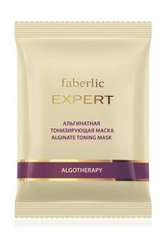 Альгинатная тонизирующая маска