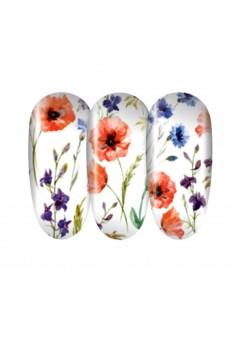Переводные наклейки для дизайна ногтей  Transfer stickers for nail design
