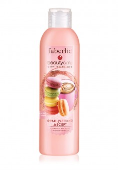 French Dessert Creamy Shower Gel