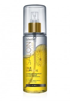OILS SUPREME Nutritive BiPhase Hair Spray for all hair types