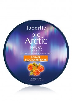 Bio Arctic Full Restoration Hair Mask for weak and damaged hair