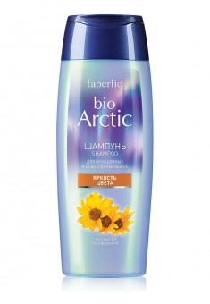 Shampoo for Coloured and Bleached hair with mountain arnica extract