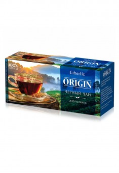 Origin Black Tea