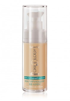 Oxygen Balance Mattifying BBcream