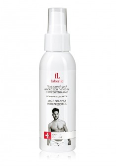 Expert Pharma Intimate Spray Gel for Men with prebiotics