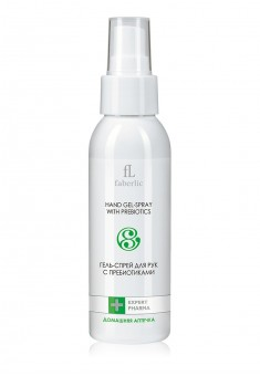 Hand Gel Spray with prebiotics