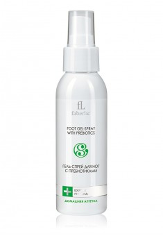 Expert Pharma Foot Gel Spray with prebiotics
