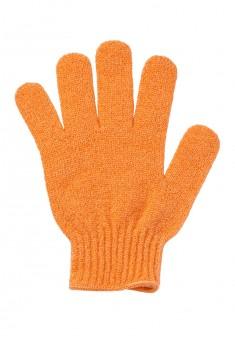 Перчатка для душа оранжевая Faberlic