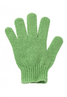 Green Faberlic shower glove