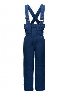 146B3201 Siltinātas bikses zēnam piesātināti zilā krāsā