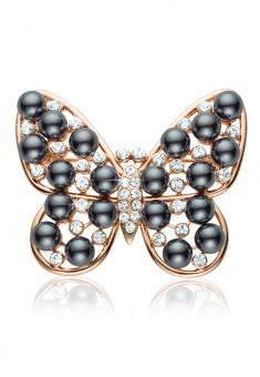 Брошь Полет бабочки