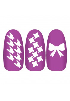 France Manicure stencils 7518