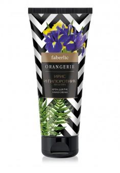 Orangerie Iris and Fern Hand Cream
