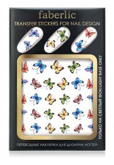 Պիտակներ եղունգների դիզայնի համար  Transfer stickers for nail design 7183