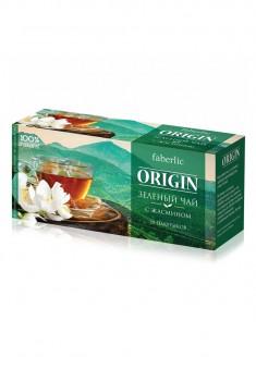 Чай зеленый с жасмином Origin