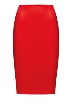 Юбка для женщины цвет красный