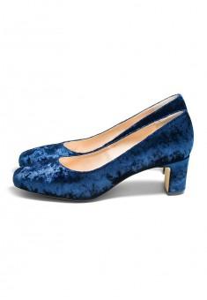 Туфли Классик цвет синий