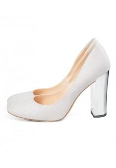 Туфли Dolce Vita цвет светлосерый