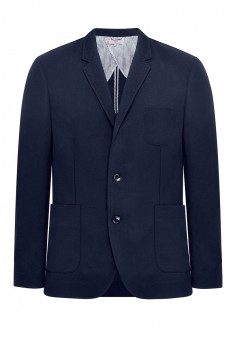 Blazer jacket for men dark blue