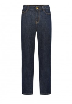 Denim trousers for men dark blue