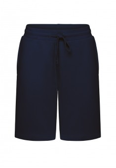 Трикотажные шорты для мальчика цвет синий