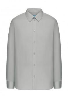 Рубашка мужская цвет светлосерый