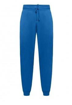 Трикотажные брюки для мужчины цвет яркоголубой