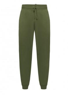 Трикотажные брюки для мужчины цвет хаки