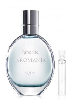 Пробник туалетной воды для женщин Aromania Aqua