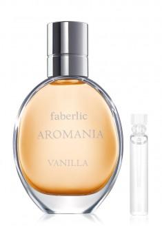 Пробник туалетной воды для женщин Aromania Vanilla