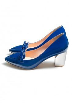 Туфли Элеганс цвет синий