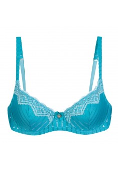 Atlantic Underwired Bra teal