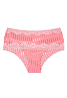 Atlantic Culotte Briefs coral