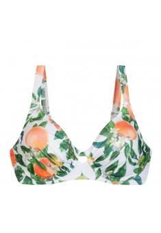 Caribbeana Underwired Bikini Top multicolor