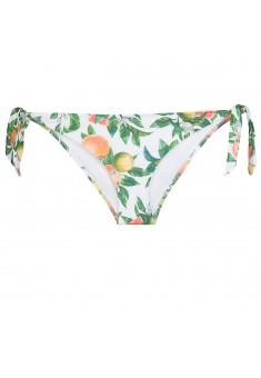 Caribbeana SelfTie Bikini Bottom multicolor