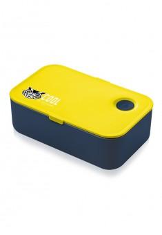 Owl Lunchbox blue