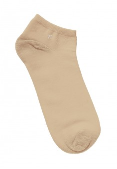 Womens lowcut socks beige