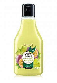 Carambola  Passion fruit Vitamin Shower Gel