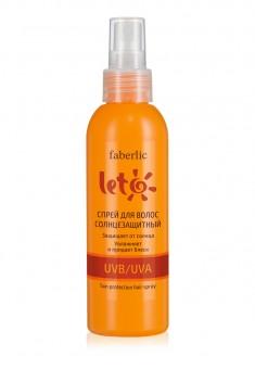 Спрей для волос солнцезащитный