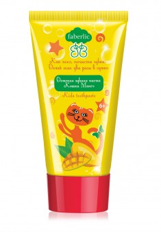 Mango Cat Kids Toothpaste 6