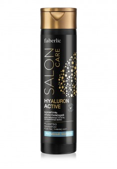HYALURON ACTIVE Plumping Shampoo for fine thinning hair