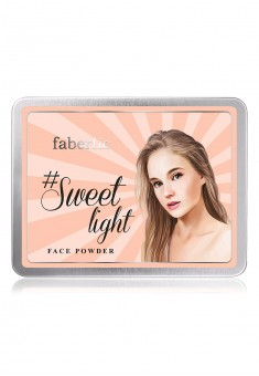Դիմափոշի Sweetlight  Face powder Sweetlight