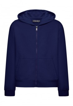 Jersey sweatshirt for boy dark blue